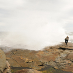 Peggy's Cove and Hurricane Gonzalo